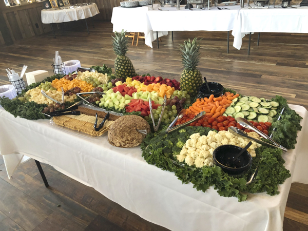 Wedding Catering 01